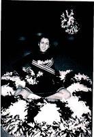 lisa cheerleader