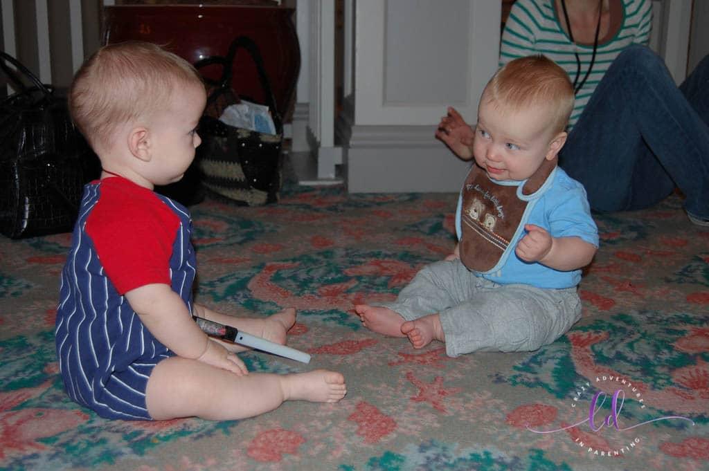 Baby Lightsaber Humor