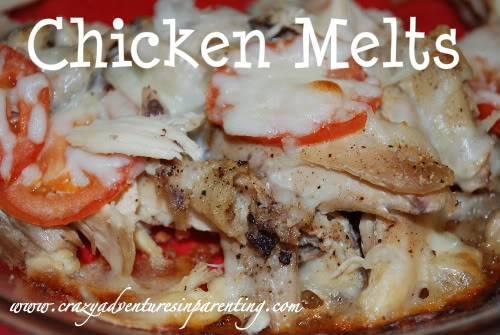 Chicken Melts