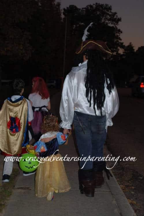 adult pirate costume