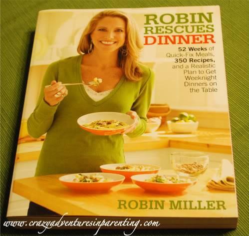 Robin Rescues Dinner Cookbook