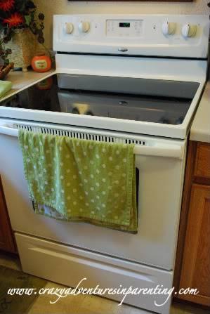 Pretty new oven