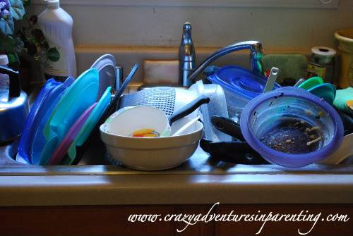 Dishes.. bleh!