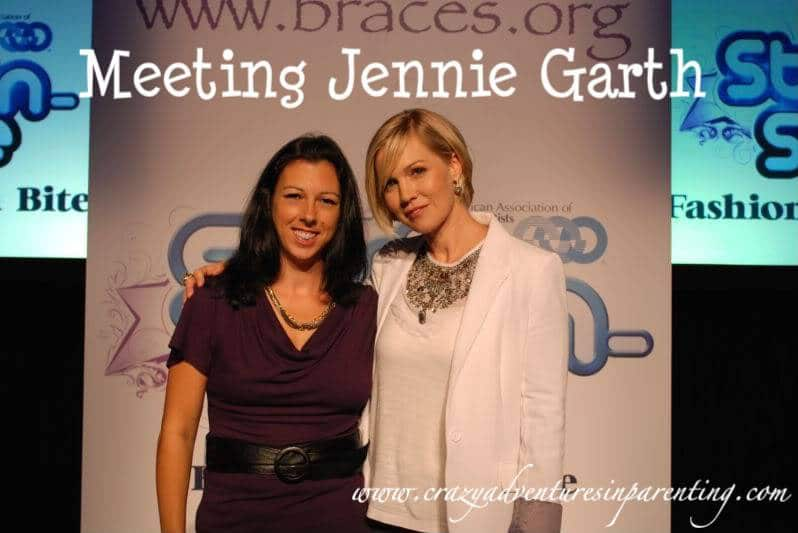 Meeting Jennie Garth