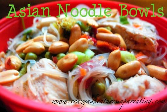 eat clean noodle bowls