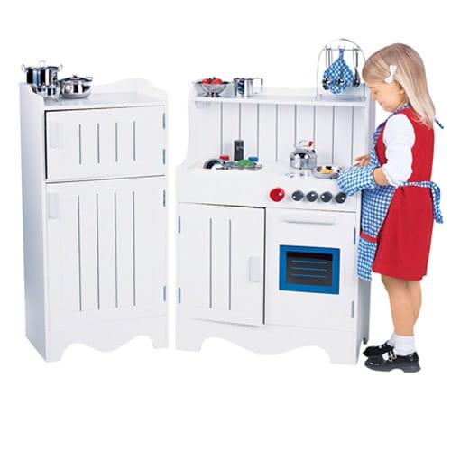 Classic Wood Kitchen Set