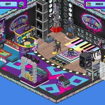 webkinz world screenshot