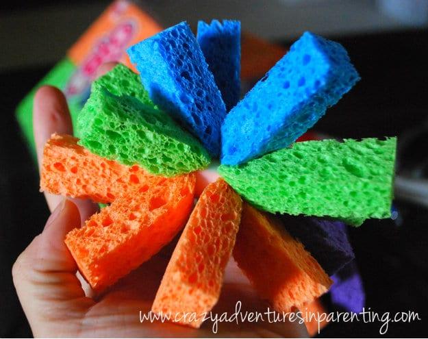 Sponge Bomb Tutorial - how to make sponge bombs water fun for kids