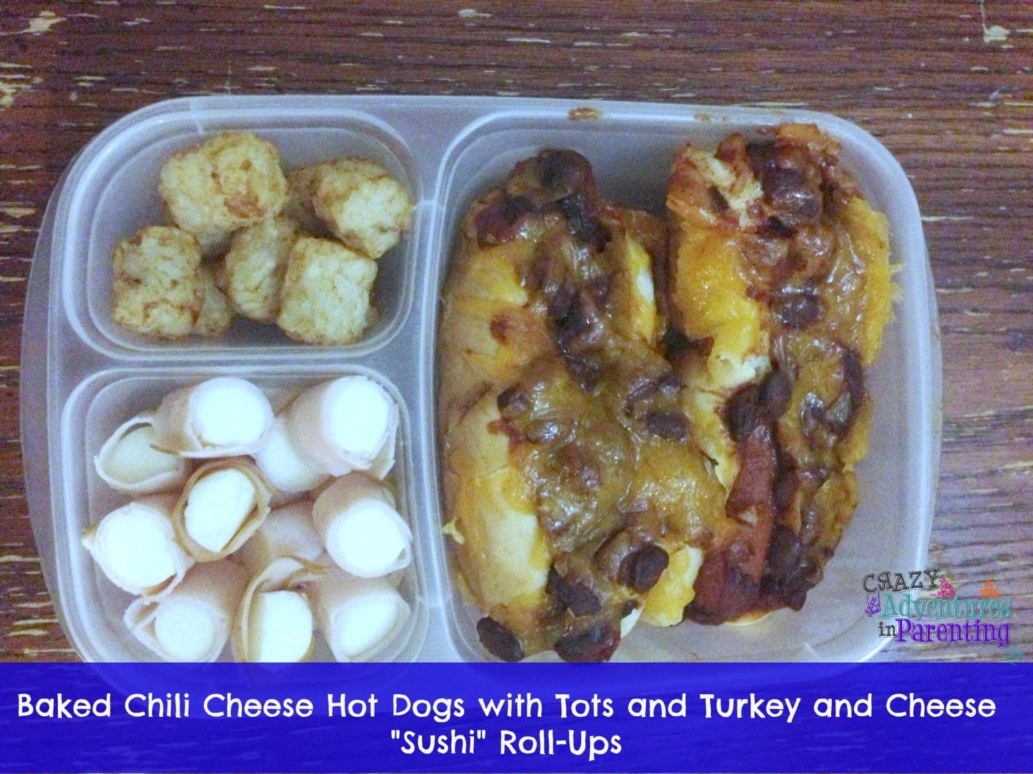 baked chili cheese hot dogs school lunch
