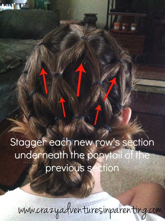 lattice braid directions