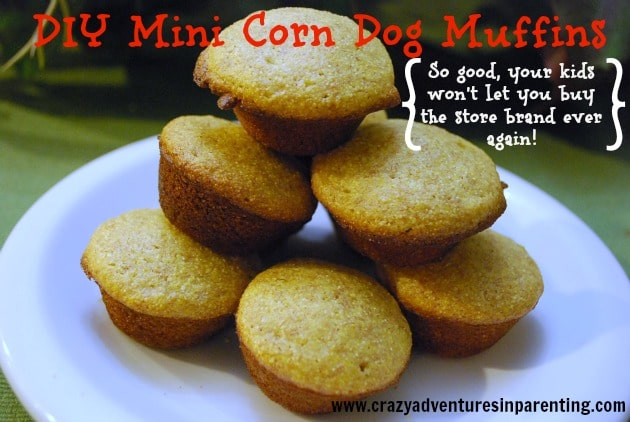 Mini Corn Dog Recipe