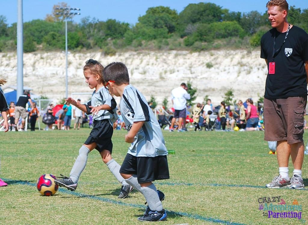 soccer cinderella