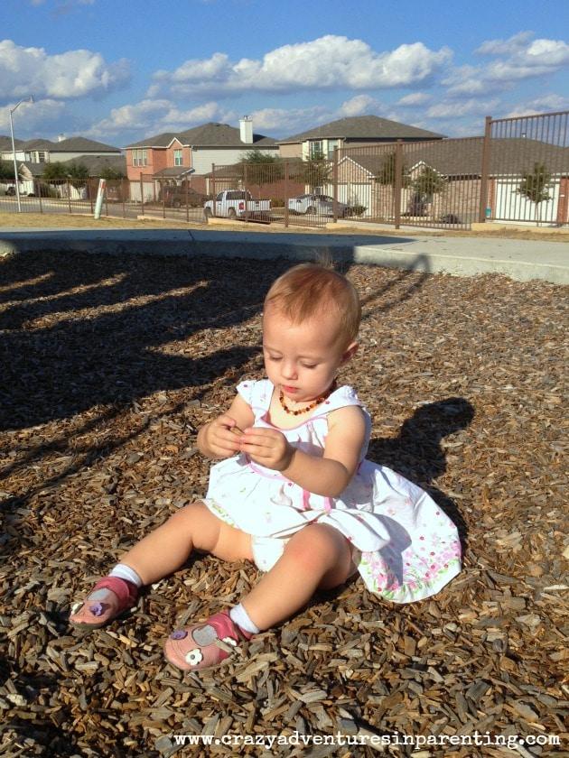 baby fascination mulch