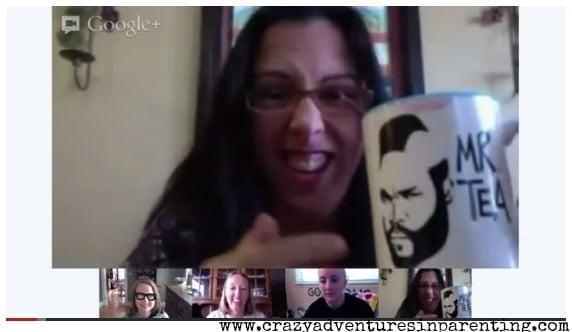 janes cup of joe talk show
