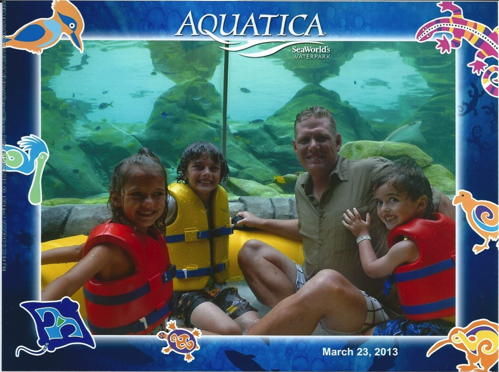 Aquatica Stingray Interaction