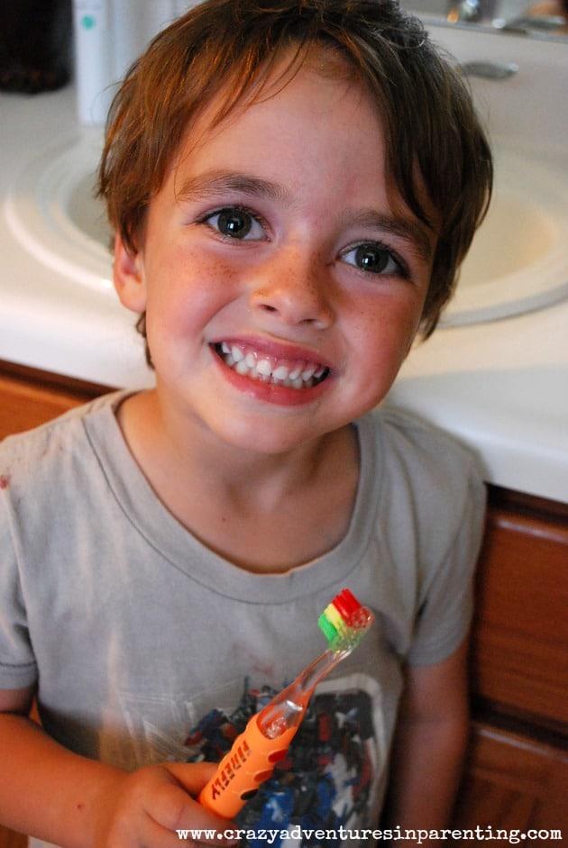 baby dude firefly toothbrush