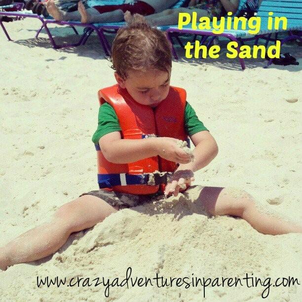 build sandcastles