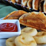 crescent roll hot dog pockets