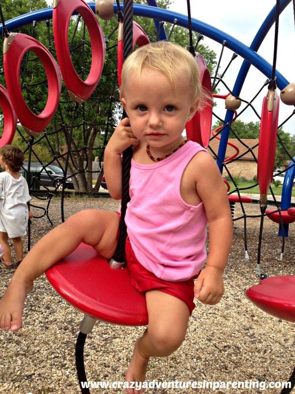 park baby