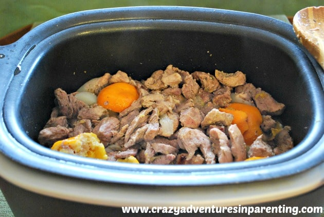 pork carnitas cooked in slow cooker