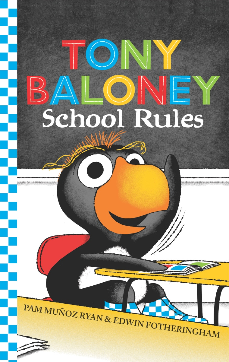 Tony Baloney Book Cover