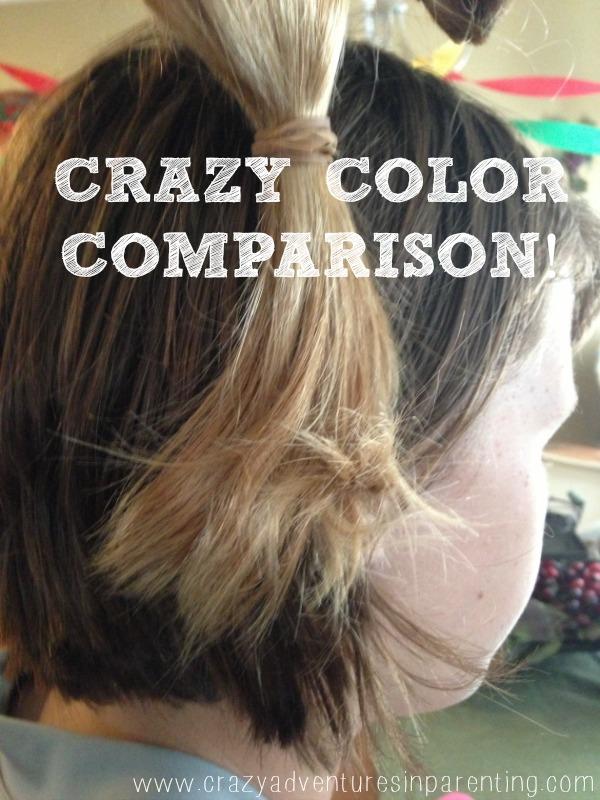 color comparison