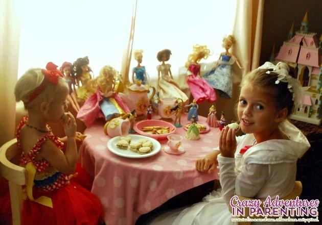 Disney Princess The Little Mermaid Tea Party