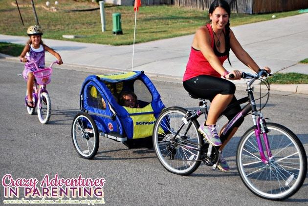 bike riding fool