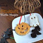 Halloween Waffle Shapes