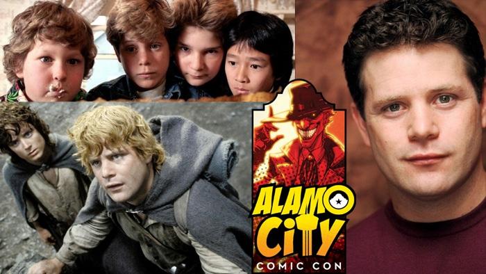 Sean Astin Alamo City Comin Con