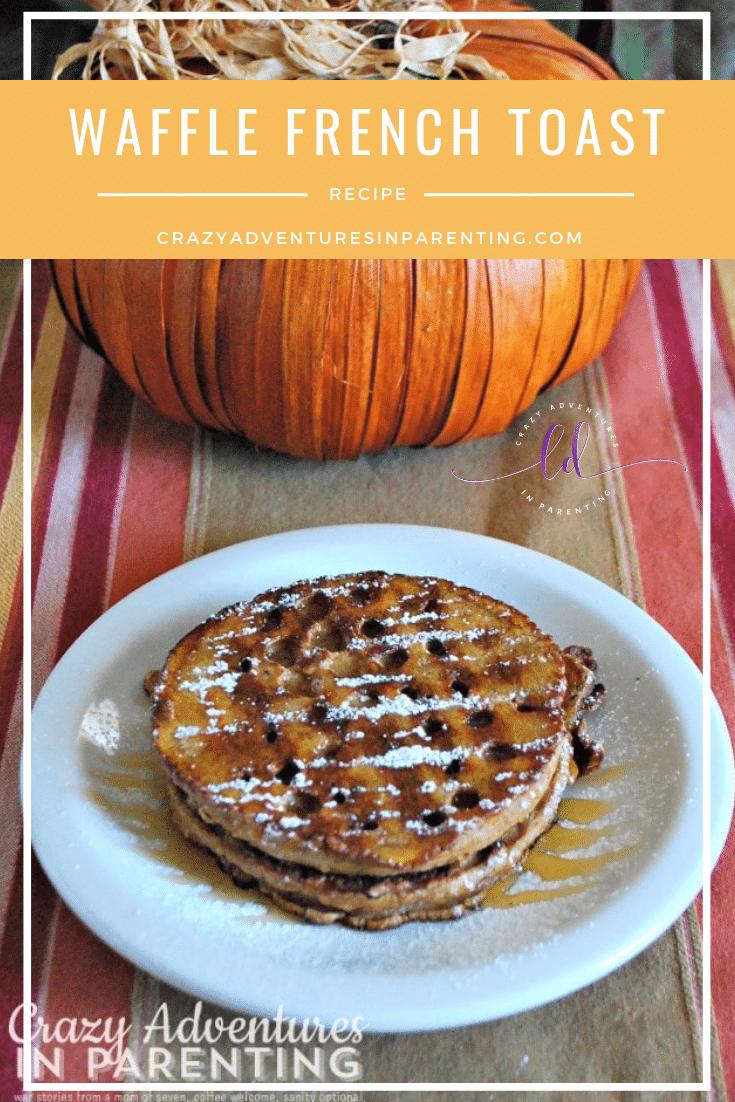 Waffle French Toast Recipe