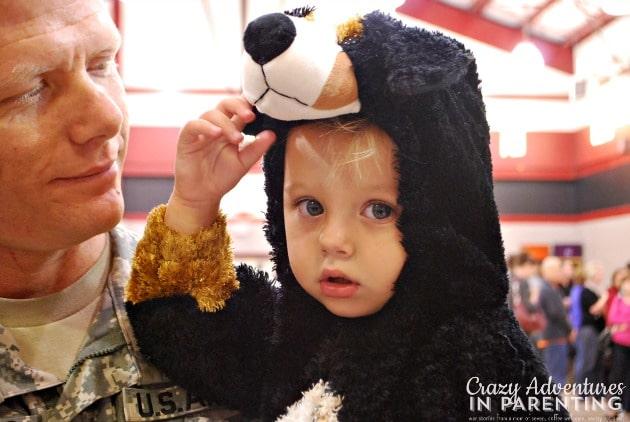baby doggie costume