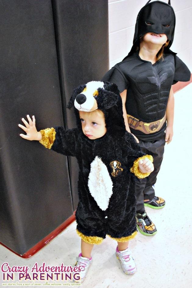 dress-up at school