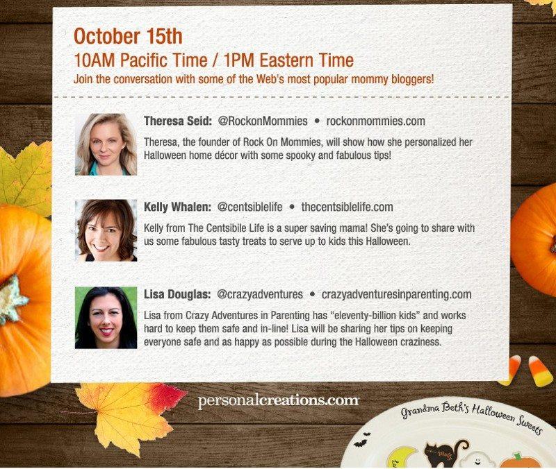 halloweenhangout bloggers