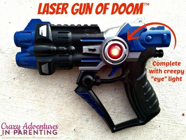 laser gun of doom™