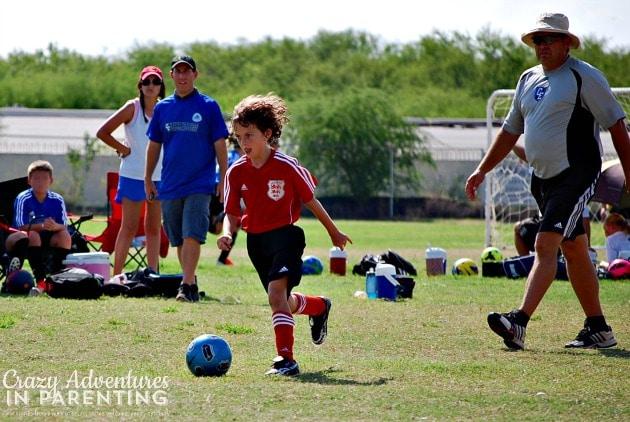 soccer dribble super m