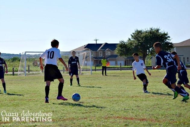 soccer game sunday