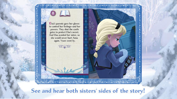 Small Frozen Coloring Pages : Disney s frozen printables coloring pages and storybook app