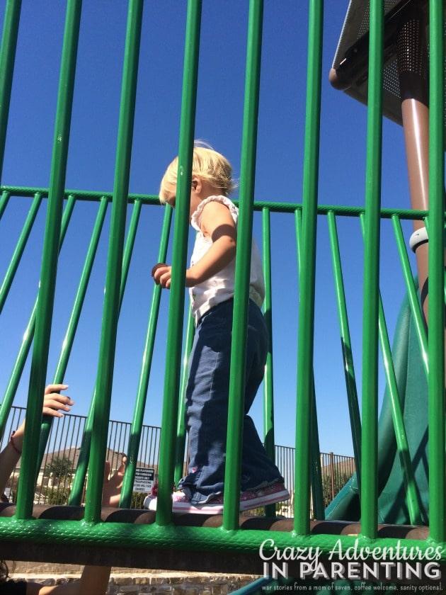 park bravery