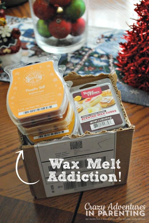 wax melt addiction