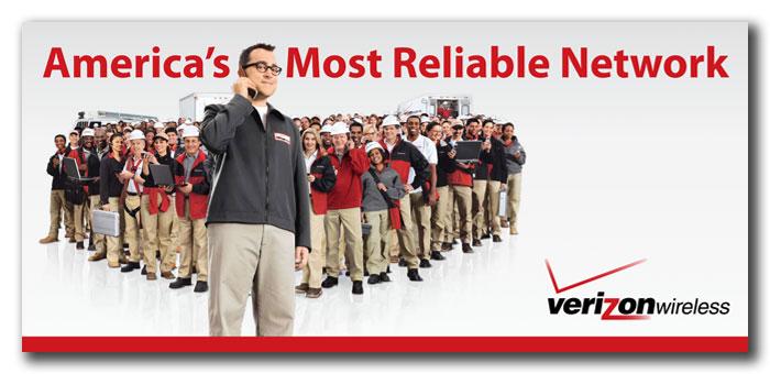 Verizon can you hear me now