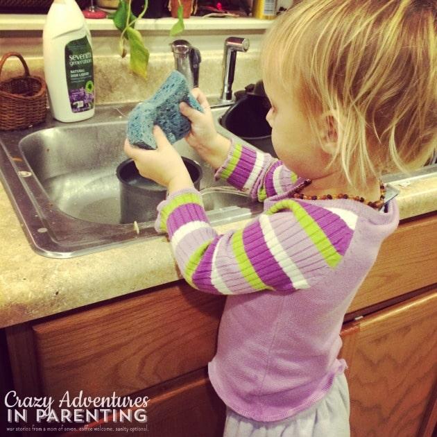 baby dish washer