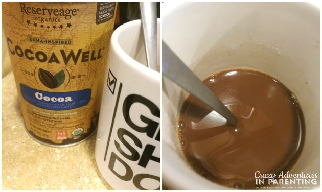 Reserveage CocoaWell Cocoa Powder