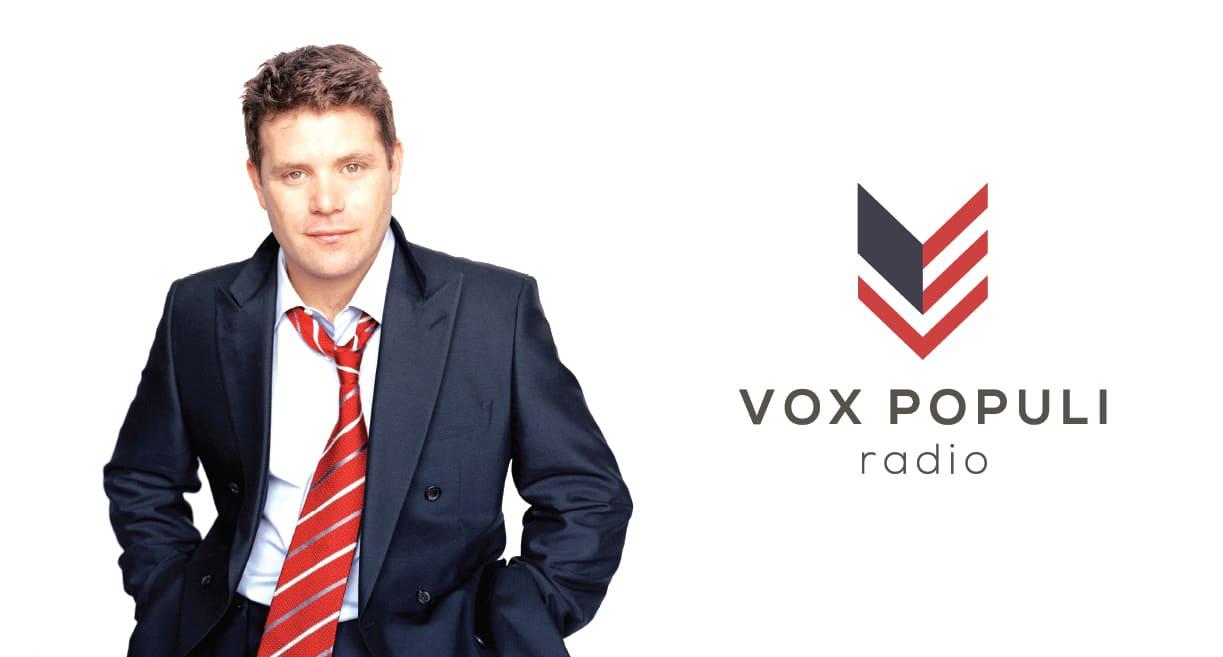 Vox Populi Radio with Sean Astin season 2 premieres May 1st 2014