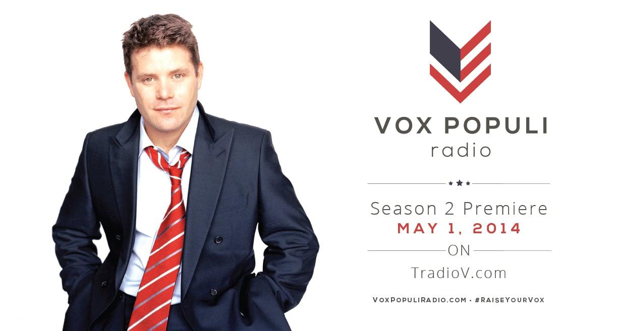 Vox Populi Radio with Sean Astin