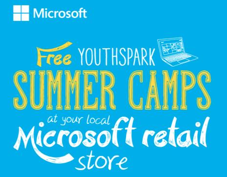 Microsoft Summer Camps