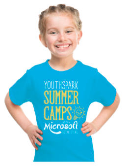 YouthSpark Summer Camps at Microsoft