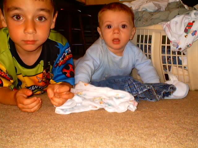 mommys laundry