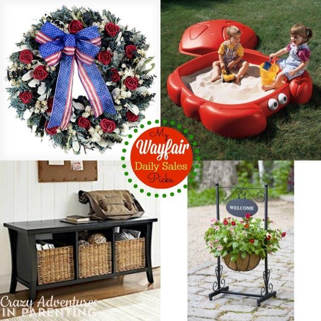 My Wayfair Daily Sales Picks