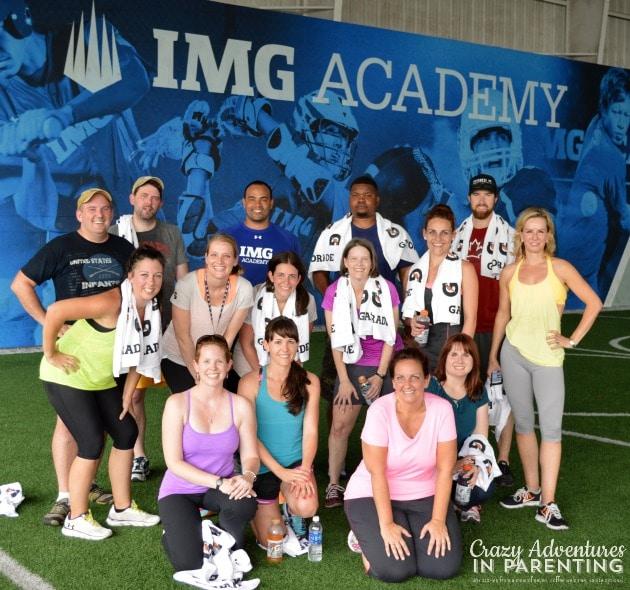 Post working IMG Academy